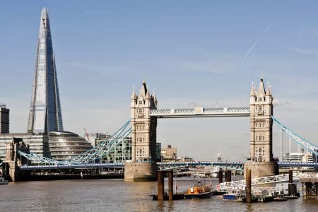 tower bridge & the shard low res