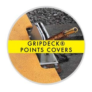 GripDeck Rail Point Covers