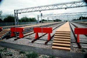 non slip Berthing Platforms