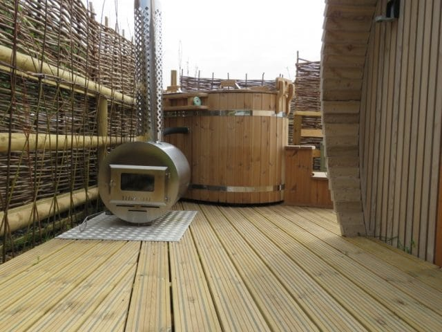 Softwood decking case study GripDeck