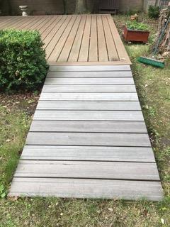 anti slip decking