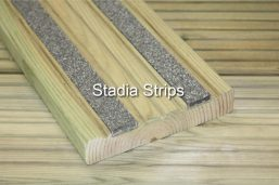 Stadia strips deckin strips